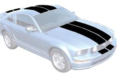 2005-2009 Mustang Stripe Kits