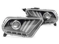 2013 Mustang Exterior Lighting
