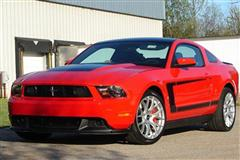 2010-2014 Mustang Side Stripes