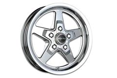 "17"" Race Star Mustang Drag Wheels"