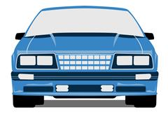 1979-1986 Ford Mustang Specifications