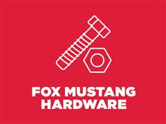 1979-1993 Fox Body Mustang Hardware