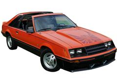 1981 Ford Mustang Parts & Accessories