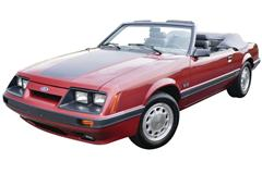 1985 Ford Mustang Parts & Accessories