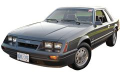1986 Ford Mustang Parts & Accessories
