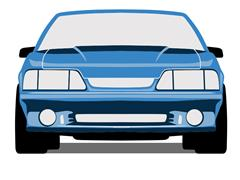 1987-1993 Ford Mustang Specifications