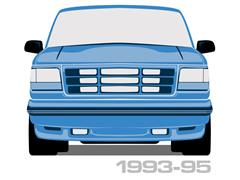1993-1995 Ford SVT Lightning Parts