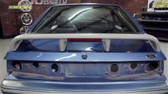 1993 SVT Cobra Spoiler Installation (Fox Body)