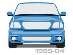 1999-2004 Ford SVT Lightning Parts