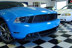 2010-12 Mustang Saleen S281 Grille Install
