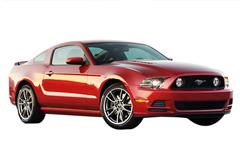 2013 Ford Mustang Parts & Accessories