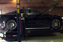 2015 EcoBoost Mustang Dyno (2.3L Automatic)