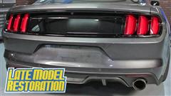 How To: Install 2015-16 Mustang Ford Racing Deck Lid Trim Panel