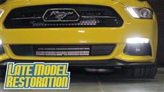 How To: Install 2015-17 Mustang Front LED Turn Signal Switchback Kit