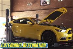 2015 Mustang GT Dyno Video