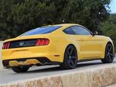 2015 Mustang GT Triple Yellow Project Car