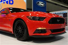 2015 Mustang V6 Colors & Paint Codes