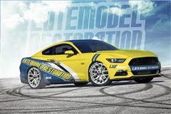 2015-16 Mustang Wheel & Tire Guide