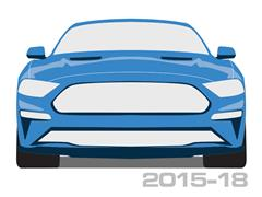 2015-2020 Ford Mustang Wheels