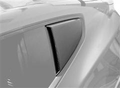 2015-2020 Mustang Window Scoops & Louvers
