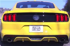 2015-17 Mustang Roush Axle Back Review