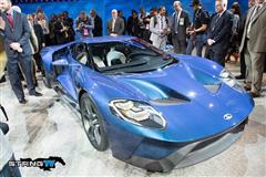 2016 Ford GT Specs & Pictures