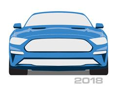 2018 Ford Mustang Parts