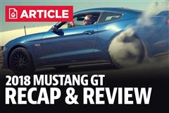 2018 Mustang Review, Track Times, Dyno, & Modding