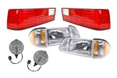 1979-1993 Fox Body Mustang Lighting Restoration