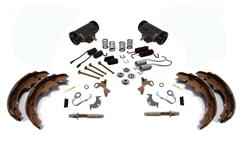 1979-1993 Fox Body Mustang Brake Hardware