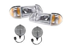 1979-1993 Fox Body Mustang Lights
