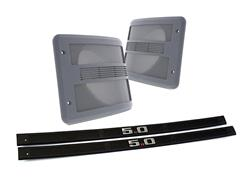 1979-1993 Fox Body Mustang Interior Trim