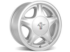 5.0 Resto Mustang Pony Wheels