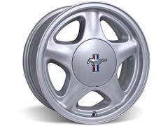 1979-1993 Mustang Pony Wheels