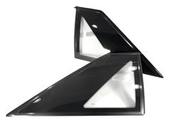 1979-1993 Fox Body Mustang Quarter Windows
