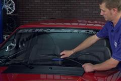 How To Install Fox Body Mustang Windshield Wiper Blades (87-93)