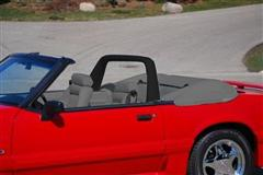 1990-1993 Fox Body Mustang Convertible Light Bar & Styling Bar