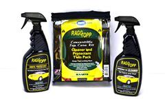 1994-2004 Mustang Convertible Top Cleaners