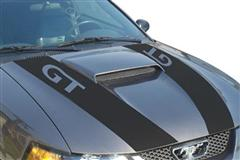 1994-2004 Mustang Hood Graphics & Decals