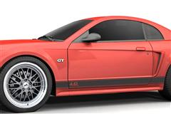 1994-2004 Mustang Rocker Stripes