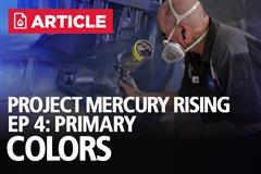 Project Mercury Rising EP: 4 - Primary Colors | ASC McLaren Restoration