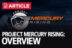 Fox Body Restoration: Project Mercury Rising | ASC McLaren