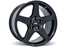 Black 03 Cobra Mustang Wheels