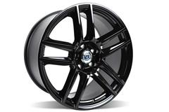 Black Boss 302 S Wheels