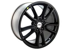 Black Track Pack Mustang Wheels