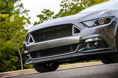 How To Install 2015-17 Mustang CDC Outlaw Switchback Upper Grille