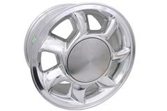 Chrome 93 Cobra Mustang Wheels