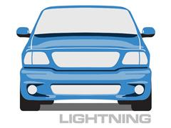 Corbeau SVT Lightning Parts