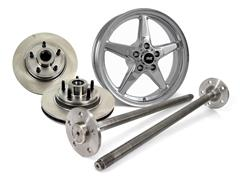 5-Lug Conversion Wheel Options
