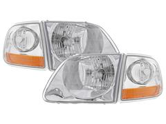 Ford Lightning Headlights